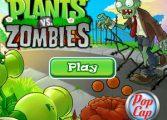 Зомби против растений игра