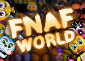 Игра Мир ФНАФ тизер играть онлайн бесплатно