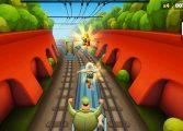 Игра на андроид Сабвей серф играть онлайн бесплатно