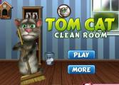 Игры Мой говорящий кот Том бесплатно