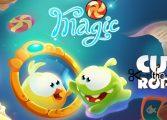 Игра Cut the rope magic прохождение играть онлайн бесплатно