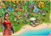 Игра Таонга тропическая ферма играть бесплатно онлайн