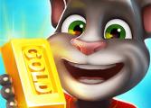 Игра Говорящий том бег за золотом играть онлайн бесплатно