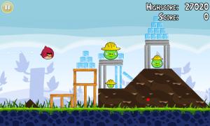 AngryBirds играть бесплатно