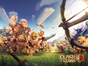 Clash of Clans игра онлайн бесплатно