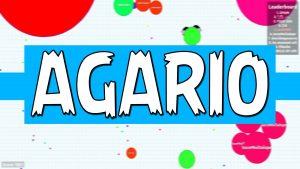 агарио онлайн играть