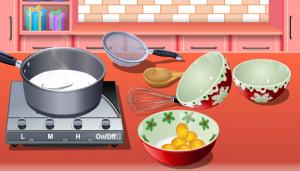 готовить еду онлайн бесплатно