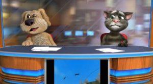 игра онлайн кот том