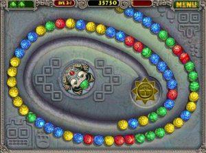 игра зума шарики онлайн