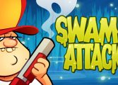 Игра Swamp Attack играть онлайн бесплатно