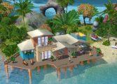 симс райские острова