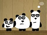 3 панды 1