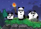 3 панды 2