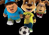 Барбоскины футбол