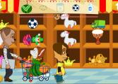 Барбоскины супермаркет