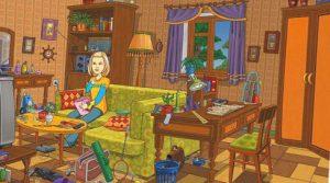 Игра папины дочки играть онлайн
