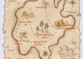 Карта Клондайк