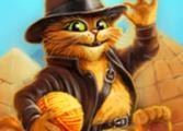 Инди кот и клубок судьбы