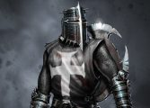 Рыцари битва героев