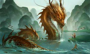 Дракон 3