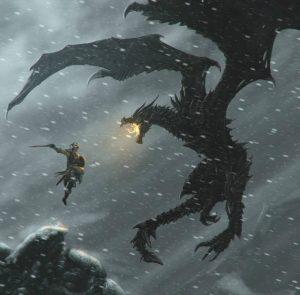 Драконы 1