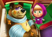 Маша и Медведь задания