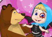 Маша и медведь для девочек