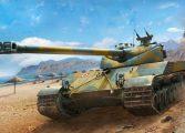 Раскраска танк (2)