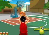 Баскетбол играющие головы