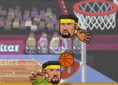 Играющие головы баскетбол