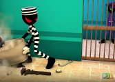 Стикмен в тюрьме