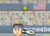 Теннис головами