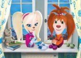 Барбоскины Лиза и Роза