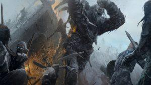 Игры престолов (3)