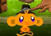 Счастливая обезьянка 3
