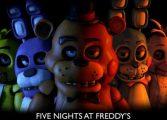 Аниматроники 5 ночей
