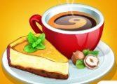 Моя кофейня горячий шоколад