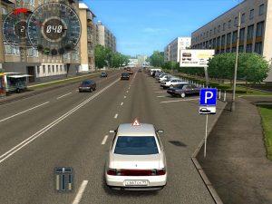 Симулятор вождения (1)