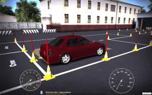 Симулятор вождения  (3)