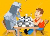 Шахматы роботы (2)