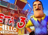 Привет сосед бета 3