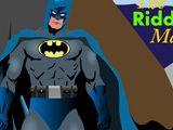 Бэтмен - Гонки в Лабиринте