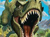 Битва Гигантских Динозавров