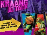 Черепашки Ниндзя: Атака Краанга