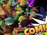 Черепашки Ниндзя: Битва Комиксов