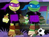Черепашки Ниндзя: Футбол