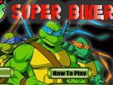 Черепашки Ниндзя: Супер Байкер