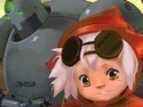 Искажённые Сказки: Красная Шапочка