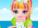 Малышка Барби: Безделье на Пляже