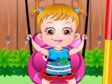 Малышка Хейзел в Гостях